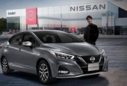 Nissan Sunny phiên bản thể thao giá 490 triệu tại Thái Lan
