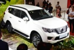 """Nissan Terra """"khuấy động"""" phân khúc SUV 7 chỗ tại Việt Nam"""