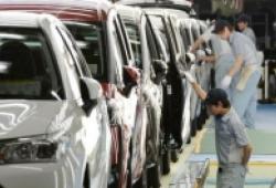 Ô tô nhập Thái giảm mạnh, ô tô nhập từ Mỹ-Đức-Nhật chiếm ưu thế