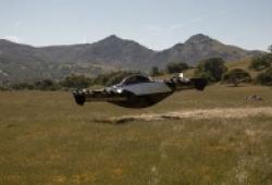 Ôtô bay BlackFly dễ điều khiển và rẻ như SUV sẽ được bán năm 2019
