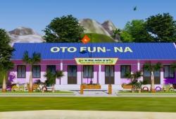 OtoFun Nghệ An khởi công xây trường học cho trẻ vùng cao