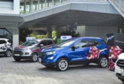 """""""Paint Your True Color"""" biến Ford Ecosport thành tác phẩm nghệ thuật độc đáo"""