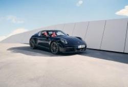 Porsche 911 Targa 2020 có giá 8,24 tỷ đồng tại Việt Nam