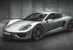 Porsche sẽ có xe điện nhỏ hơn Taycan