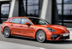 Porsche triệu hồi Panamera và Taycan vì lỗi hệ thống treo