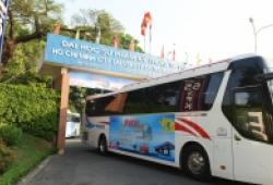 PVOIL hỗ trợ toàn bộ chi phí cho hơn 1.300 sinh viên về quê đón Tết