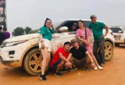 PVOIL VOC 2019: Đi gì lên Đồng Mô xem off-road?