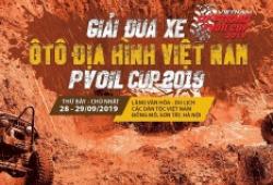 PVOIL VOC Cup 2019 - Giải offroad 'khủng' nhất Việt Nam diễn ra vào 28-29/9