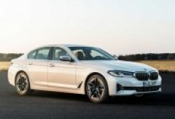 Ra mắt BMW 5-Series mới, thêm phiên bản hybrid, giá bán từ 54.200 USD