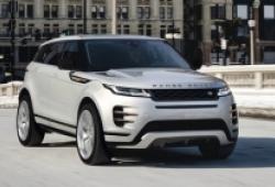Range Rover Evoque 2021 ra mắt, giá khởi điểm từ 43.300 USD