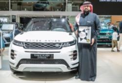 Range Rover Evoque mới đạt giải SUV của năm 2019