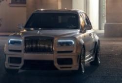 """Rolls-Royce Cullinan """"lột xác"""" với gói độ của Novitec"""
