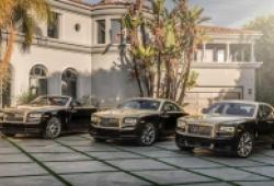 Rolls-Royce mừng Tết Nguyên đán với 4 phiên bản đặc biệt