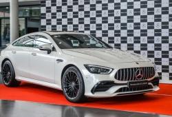 'Siêu phẩm' Mercedes-AMG GT53 duy nhất Việt Nam giá 6,3 tỷ