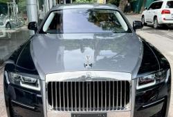 Siêu sang Rolls-Royce Ghost EWB 2021 đầu tiên về Việt Nam, giá hơn 40 tỷ đồng
