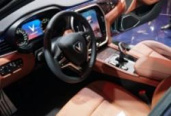 'Soi' chi tiết sedan VinFast LUX A2.0 xuất hiện tại triển lãm ô tô Paris 2018