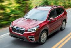 Subaru Forester ưu đãi giá bán trong tháng 6 lên tới 159 triệu đồng