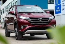 SUV 7 chỗ Toyota Rush 2020 tại Việt Nam chỉ hơn 660 triệu đồng