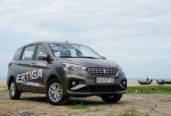 "Suzuki Ertiga 2019: Xe MPV 7 chỗ ""quốc dân"""