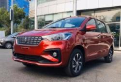 Suzuki Ertiga 2020 về Việt Nam với giá bán tăng nhẹ