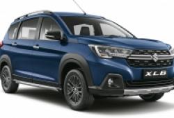 Suzuki Ertiga phiên bản SUV sắp ra mắt