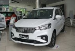Suzuki Ertiga Sport: Kẻ thách thức đáng gờm trong phân khúc MPV