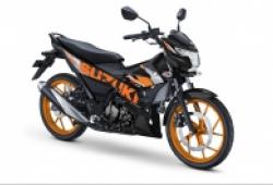 Suzuki giới thiệu Raider R150 Fi phiên bản 2020 với thiết kế tem mới