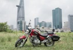 Suzuki GZ150-A: Cruiser 155cc hiếm hoi tại Việt Nam