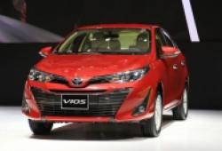 Tăng khuyến mại, Toyota Vios muốn giữ vị trí bán chạy nhất dịp cuối năm