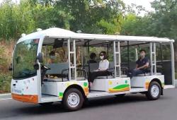 Tập đoàn Vingroup thử nghiệm xe điện tự hành không cần tài xế