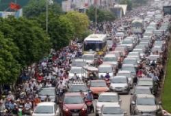 Thành viên Otofun nói gì về 'Dự thảo thu phí ô tô vào nội đô Hà Nội'