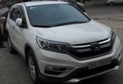 Tiết lộ cách đo trong cuộc thử nhiên liệu Honda CR-V của Otofun