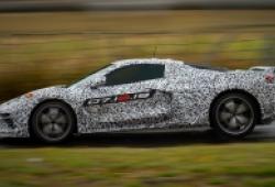 Tổng hợp các thông tin trước giờ ra mắt Corvette C8 2020 hoàn toàn mới