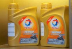 Total Việt Nam giới thiệu dầu nhớt cao cấp cho xe tay ga
