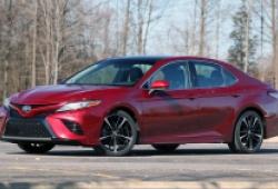 Toyota cam kết tương lai lâu dài với xe sedan