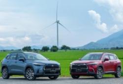 Toyota Corolla Cross bán hơn 10.000 xe trong 10 tháng