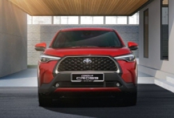 Toyota Corolla Cross sẽ ra mắt tại Mỹ vào ngày 2/6