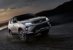 Toyota Fortuner thế hệ mới sẽ sử dụng động cơ Hybrid
