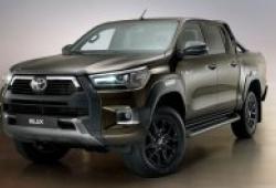 Toyota Hilux 2020 trình làng với nhiều trang bị mới