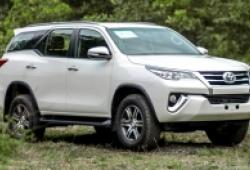Toyota ngừng nhập Fortuner, chuẩn bị tung ra bản lắp ráp trong nước?