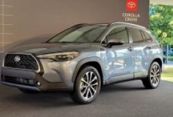 Toyota ra mắt Corolla Cross tại Mỹ
