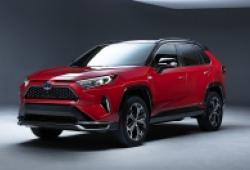 Toyota RAV4 chạm mốc 10 triệu xe bán ra trên toàn cầu