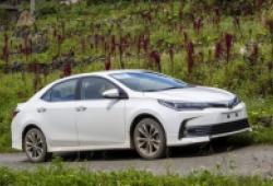 Toyota Việt Nam khẳng định không khai tử mẫu xe Corolla Altis