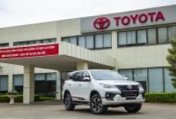 Toyota Việt Nam thay tướng