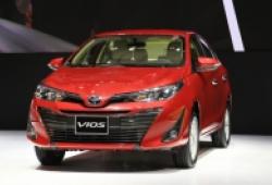 Toyota Việt Nam tiết lộ các mẫu xe sắp trưng bày tại Vietnam Motor Show 2018