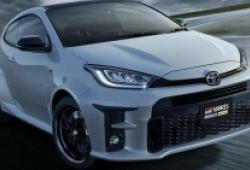 Toyota Yaris có thể tăng mã lực bằng cách cập nhật phần mềm