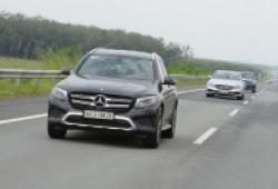 Trải nghiệm nhanh Mercedes-Benz GLC 200 giá 1,6 tỷ đồng