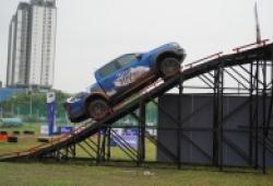 Trải nghiệm Off-road tại sự kiện Ford SUV Drive