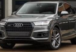 Triệu hồi Audi Q7 dính lỗi về hệ thống lái tại Việt Nam