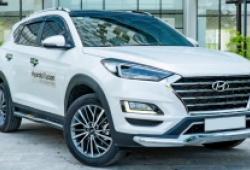 Triệu hồi gần 24.000 xe Hyundai Tucson tại Việt Nam